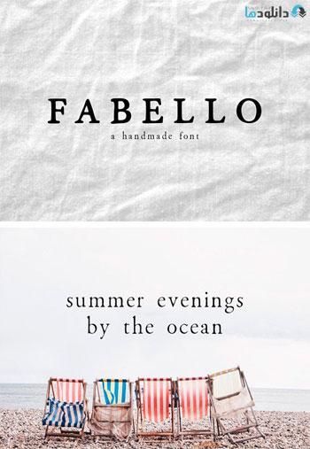 Fabello