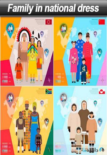 Family-in-national-dress