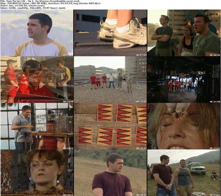 Fear Factor UK   Sn 1  Ep.3 دانلود مسابقه ی تلویزیونی عامل ترس فصل 01   Fear Factor Season 01 UK