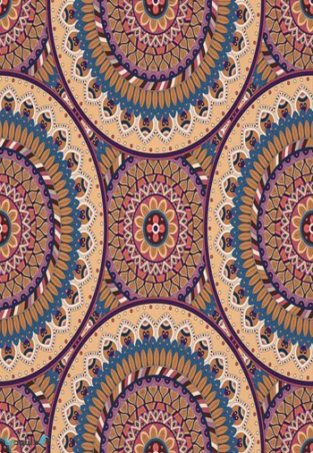 Flower-Ethnic-Ornaments-&-Backgrounds-2