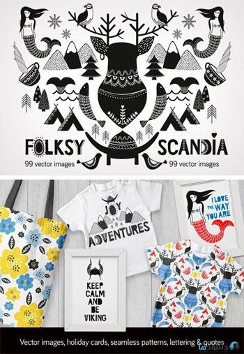 Folksy-Scandia