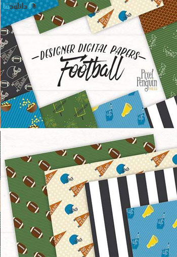 Football-Party-Patterns