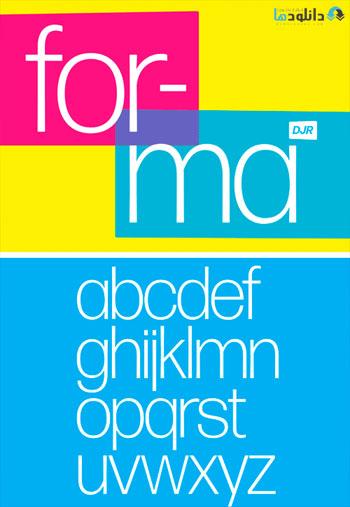 Forma-Font