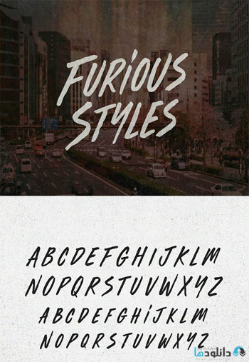 Furious-Styles-Font