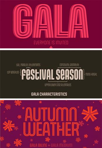 Gala-Font