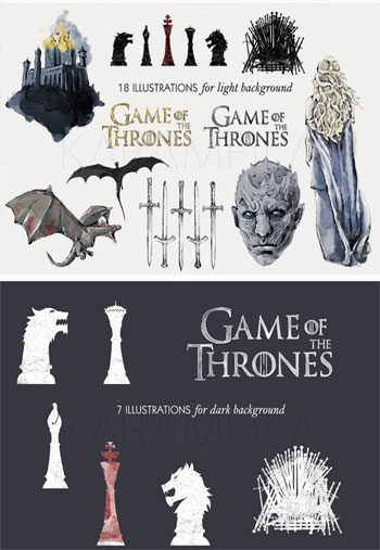 Game-Of-Thrones-Clipart