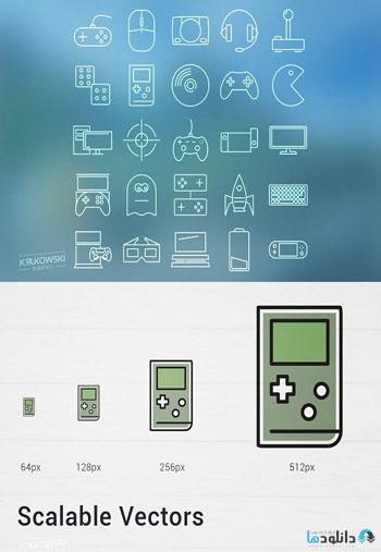 Gaming-Icons