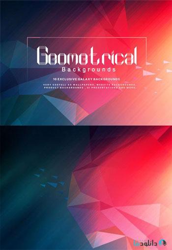Geometric-Backgrounds