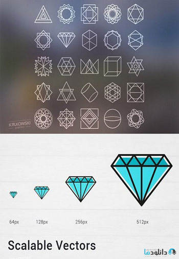 Geometric-Icons