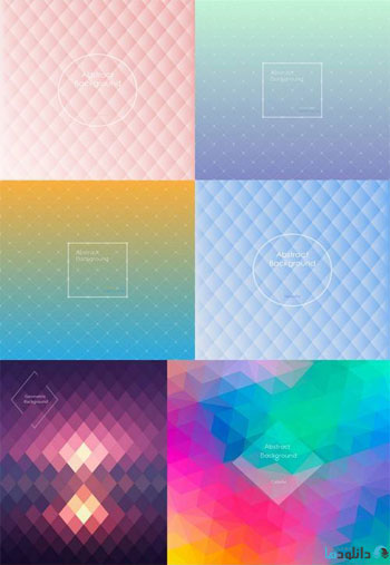 Geometric-Technology-Background