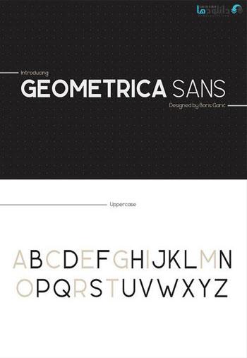 Geometrica-Sans