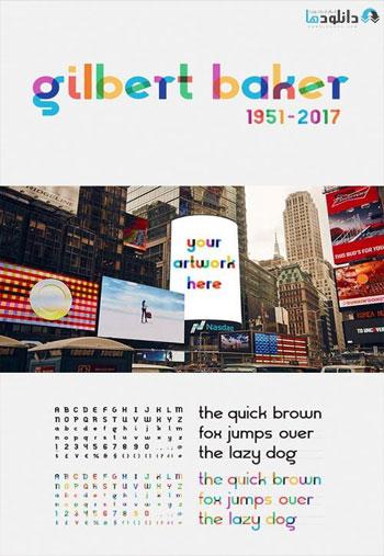 Gilbert-font