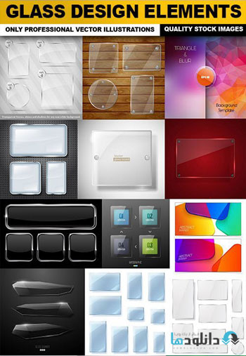 Glass-Design-Elements