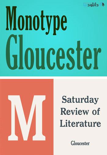 Gloucester-Font