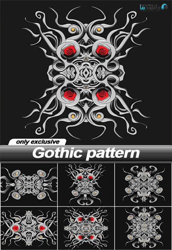 Gothic-pattern