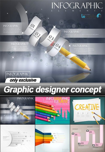 Graphic-designer-concept