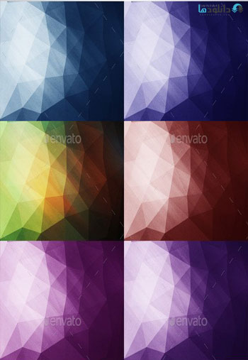Grunge-Polygon-Backgrounds
