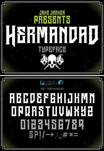 HERMANDAD-Display-Fonts