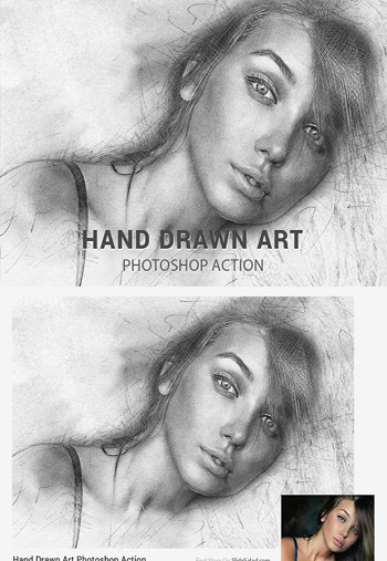 Hand-Drawn-Art-Photoshop