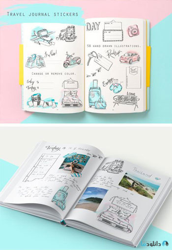 Hand-Drawn-Travel-Illustrat