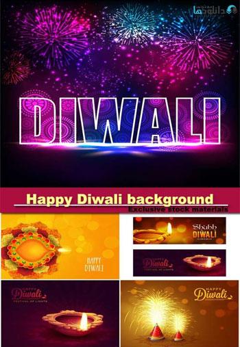 Happy-Diwali-celebration-background