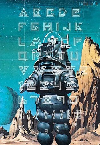 Hello-Earth-Font