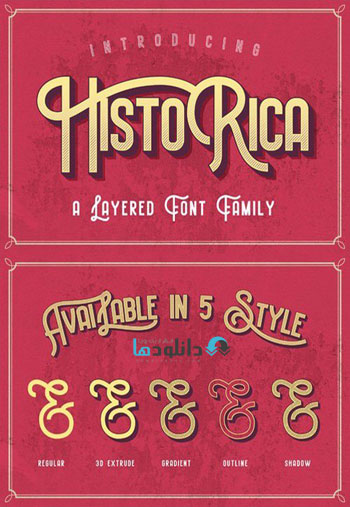 Historica-Typeface
