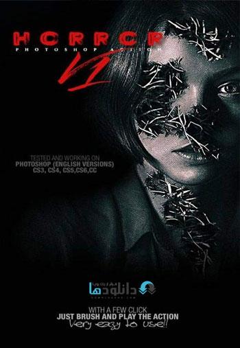 Horror-v1-Photoshop-Action