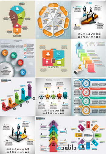 Infographics-And-Diagram-Bu