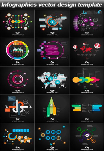 Infographics-vector-design-template