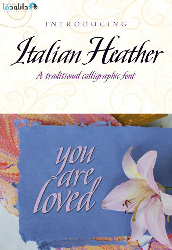 Italian-Heather-font