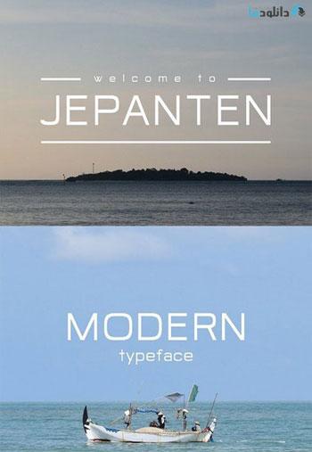 JEPANTEN-Font