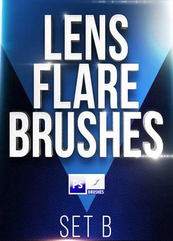 30-Lens-Flare-Brushes-for-photoshop-set
