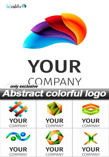 Abstract-colorful-logo