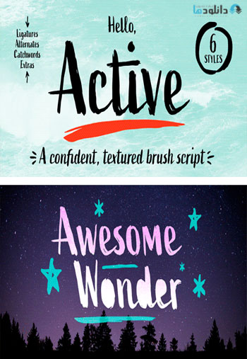 Active-Font