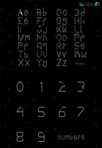 Atomic-STARGAZE-font
