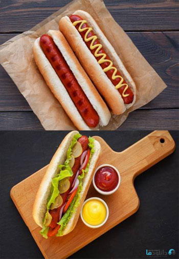 Barbecue-Grilled-Hot-Dog