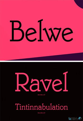 Belwe-Font-Family