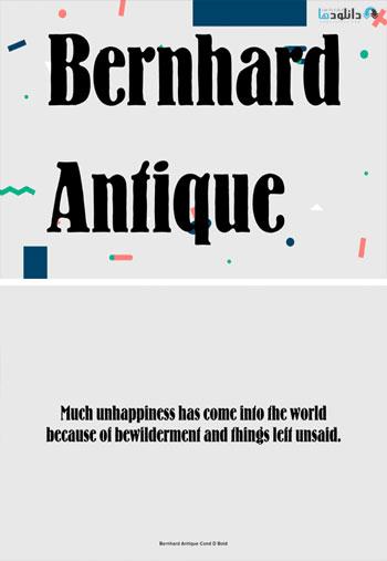 Bernhard-Antique-Font