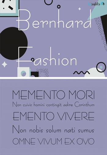 Bernhard-Fashion-Font