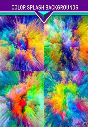 Color-Splash-Backgrounds