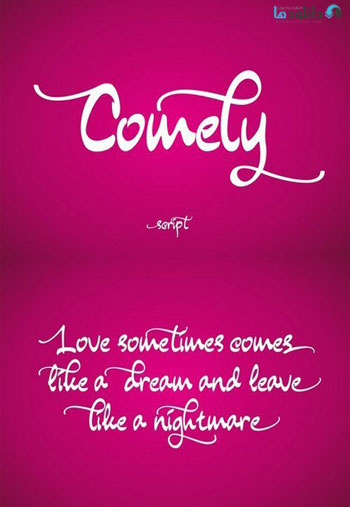 Comely-Font