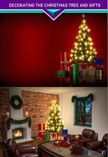 Decorating-the-Christmas