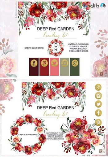 Deep-red-garden-Branding