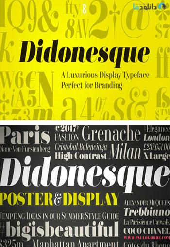 Didonesque-Font