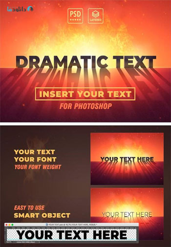 Dramatic-Text-Effect