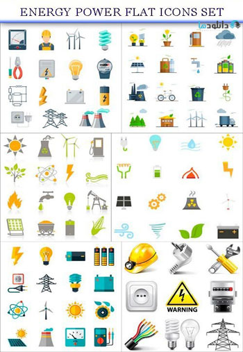 Energy-Power-Flat-Icons