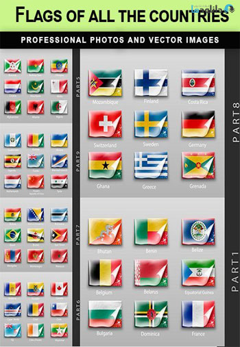 Flags-of-all-the-countries