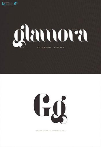 Glamora-Serif-Font