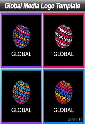 Global-Media-Logo-Template